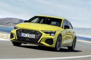 Audi S3 – kompakt sa sportskim genima