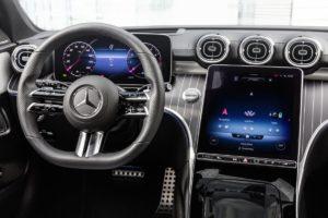 Nova Mercedes-Benz C-klasa. Krade tehnologiju iz S-klase