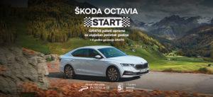 Octavia START prodajna akcija