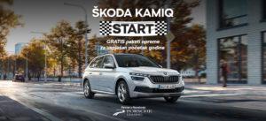 KAMIQ START prodajna akcija
