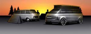 Ikone dobivaju novo ruho: Praktični Škoda kamper