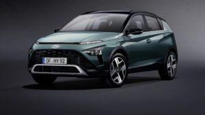 Hyundai Bayon – novi urbani crossover