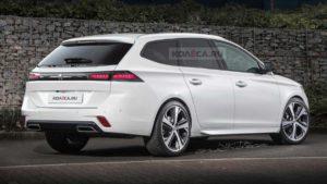 Peugeot 308 SW dolazi 2022.  Da li će ovako izgledati?