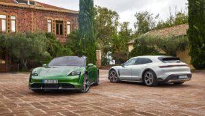 Porsche Taycan Cross Turismo – nema više tajni