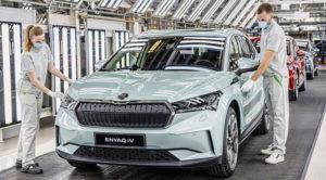 Iz Škodine fabrike Mlada Boleslav izašlo 15-milionito vozilo