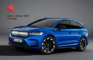 Škoda Enyaq iV dobio Red Dot Award