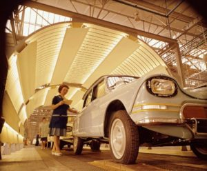 60 rođendan vozila Citroën AMI 6