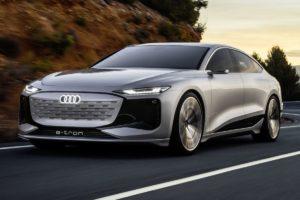 Audi predstavio konceptnu verziju potpuno električnog A6 e-tron Concept
