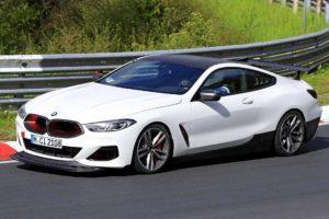 BMW M8 – pripreme za proslavu 50-godišnjice