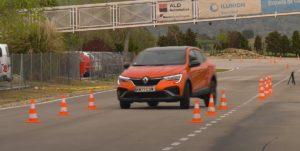 Renault Megane Conquest na testu sjevernog jelena: Prilično dobar rezultat francuskog SUV-a (video)