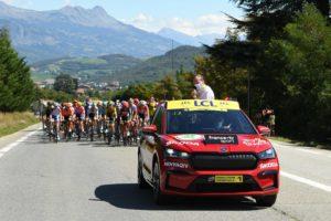 Škoda je zvanični partner Tour de France-a 18-ti put zaredom