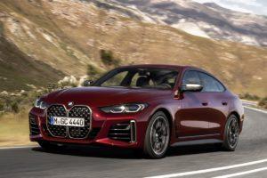 Novi BMW Serije 4 Gran Coupe. Cijena u Njemačkoj kreće od 45.800 eura