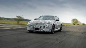 Novi BMW serije 2 imat će pogon na stražnje točkove i male bubrege. Debitovat će u Goodwoodu