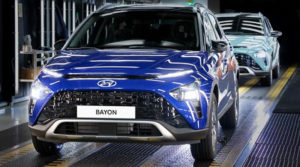 Hyundai započinje proizvodnju najnovijeg SUV modela BAYON