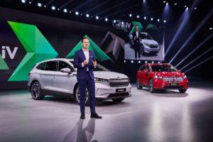 Škoda najavila tri nova električna modela do 2030