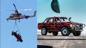 Bacili Toyotu Hilux sa 3000 metara visine?