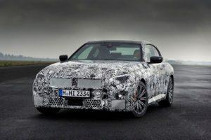 Tajna nije mogla ostati skrivena. Ovo je novi BMW serije 2 coupe