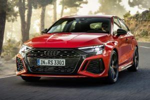 Predstavljen novi Audi RS 3 sa 400 KS