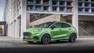 Ford se može pohvaliti povećanjem prodaje. Najprodavanija je Puma