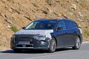 Ford Focus Wagon sa novim svjetlima i stilskim detaljima