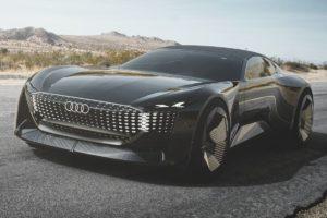 Audi Skysphere. Dva automobila u jednom