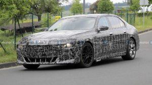Što se bliži premijera, sve više informacija dolazi o novom BMW-u 7