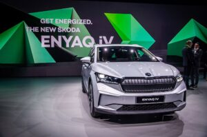 Škoda napravila 100.000. elektrifikovano vozilo