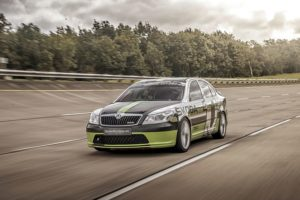 Ovo je najbrža Škoda ikada – 366 km / h. Upravo je dobila drugi život