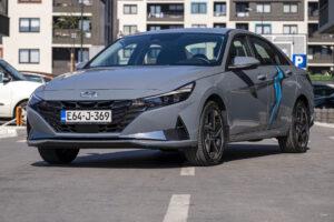 Test: Hyundai Elantra 1.6 MPi 6M/T Premium plus – iznenadit će vas koliko je dobra
