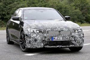 Špijunske fotografije pokazuju da se facelift BMW serije 3 kreće u dobrom smjeru
