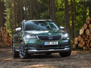 Škoda Karoq Scout 2.0 TDI DSG (2021). Cijena kreće od 67,576 KM