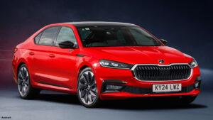 Evo kako bi mogla izgledati nova Škoda Superb. Opustite se, bit će dostupna i u dizel varijanti